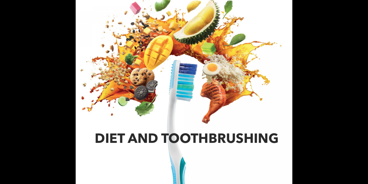 Diet & Toothbrushing to Prevent Disease
